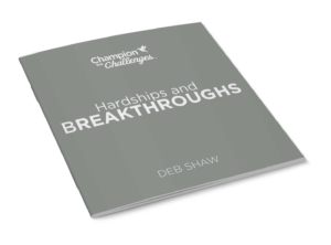 Hardships and Breakthroughs